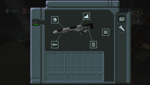 Phaser Rifle in Weapon Station GUI