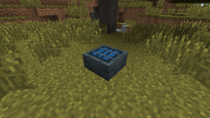 Solar Panel Block Screenshot