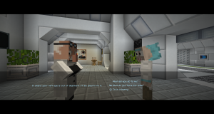 Mad Scientist Dialog Screenshot