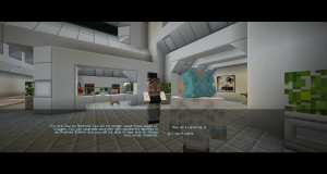 Mad Scientist Dialog Screenshot