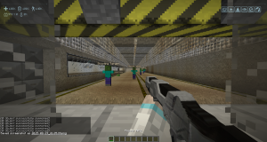 Phaser Rifle Idle Screenshot